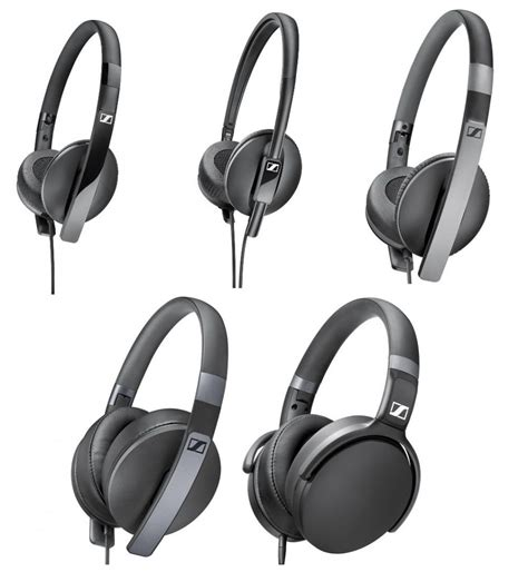 Sennheiser Headphone Hd 2 20s sennheiser hd 2 and hd 4 series of headphones launched in