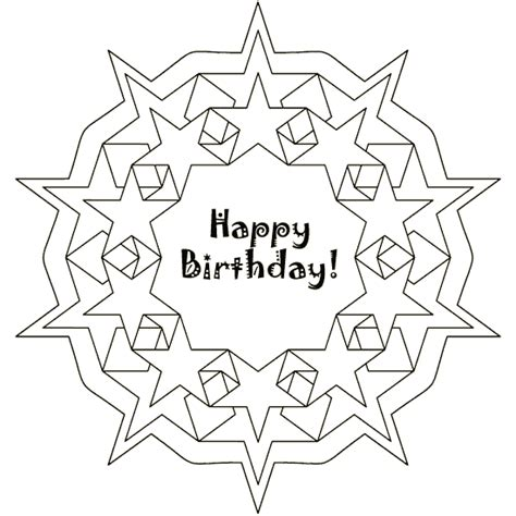 happy birthday dog coloring pages free coloring pages blackdog s happy birthday coloring
