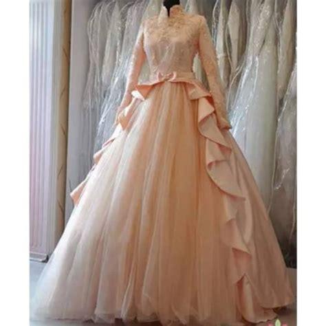 desain gaun terindah desain gaun pengantin terbaik ragam fashion