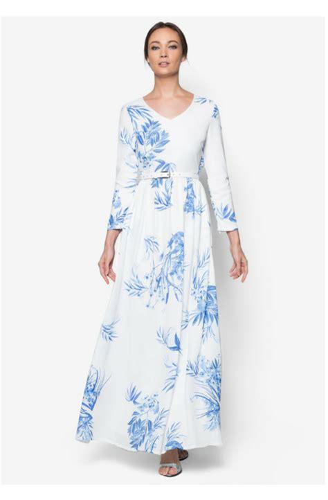 Pakaian Wanita Dalila Dress Indefini Martin dalila in the house pakaian dinner muslimah