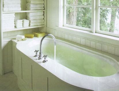 How To Clean Stains Off An Old Bathtub