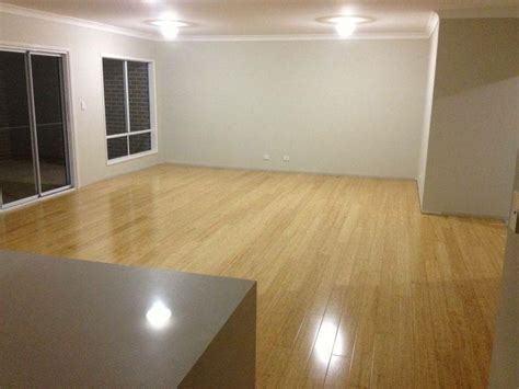 bamboo flooring in basement light bamboo floors basement reno