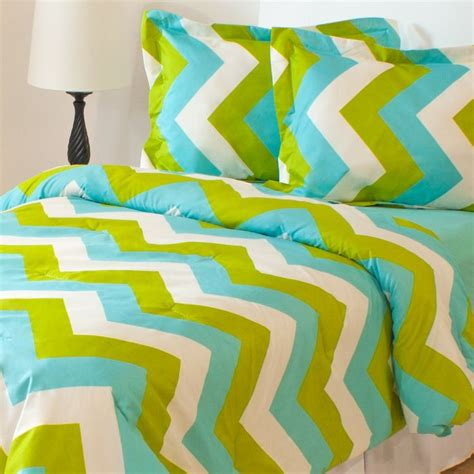 turquoise and lime green comforter 35 best images about the best college xl comforters on