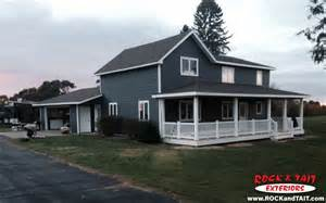 Drywall Interiors Siding Photo Gallery 187 Rock And Tait Exteriors