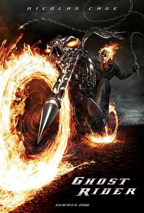 ghost rider film hell on two wheels a tribute to ghost rider