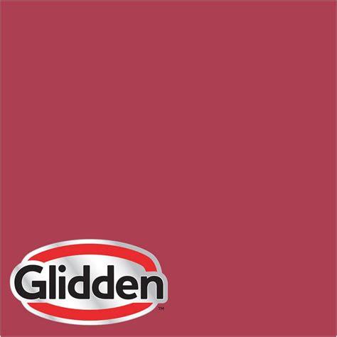 glidden premium 8 oz hdgr27 cherries jubilee semi gloss interior paint sle hdgr27 08sg