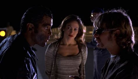 george clooney jennifer lopez 63993 movie project 10 out of sight 1998 the warning sign