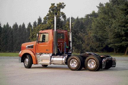 volvo introduces vt daycab truck news