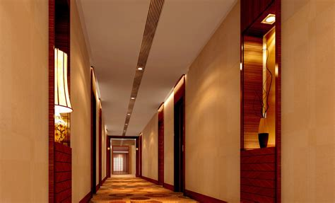 minimalistic hotel elevator hall design 3d rendering elevator corridor wall design download 3d house