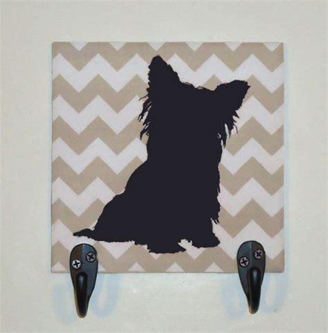 yorkie silhouette gray chevron terrier yorkie silhouette by nolimitsart 24 95 yorkie