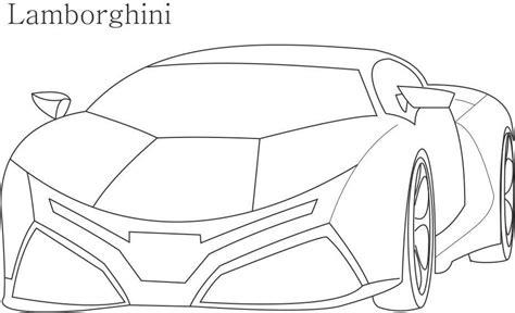 lamborghini coloring pics coloring pages lamborghini cars coloring home