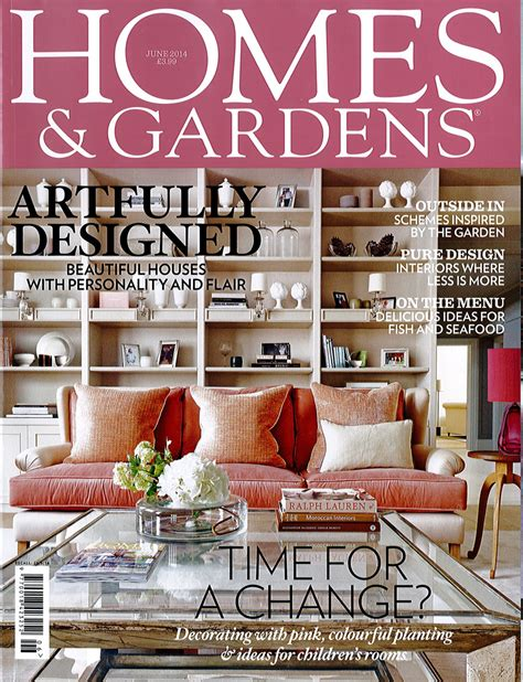 home and house magazine homes gardens magazine june 14 issue the