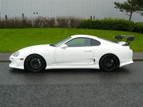 1997 Toyota Supra Rz 1997 Toyota Supra Rz S 6 Speed Hks Gt3540 Single Turbo 550ps