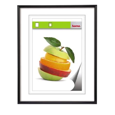 Bilderrahmen Aufhängen hama bilderrahmen sevilla din a3 29 7 x 42 cm mit papier