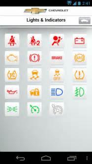 chevy malibu dashboard symbols chevy dashboard warning