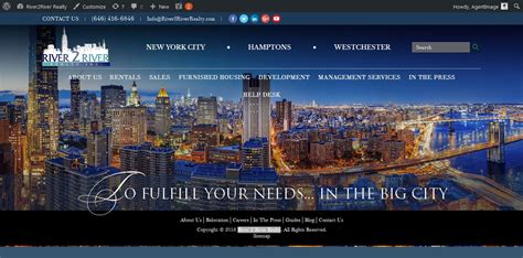 river 2 river realty new york city real estate midtown billion dollar new york realty company launches new and