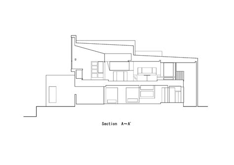 section 83 b gallery of scape house form kouichi kimura architects 33