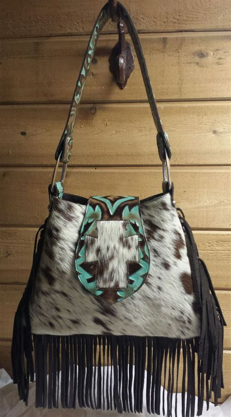 Cowhide Leather Purses - 25 best ideas about cowhide purse on western