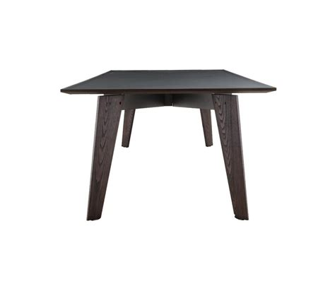 poliform dining table howard table restaurant tables from poliform architonic