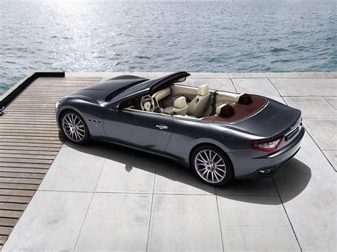 Is Maserati A Car Car Pictures Maserati Grancabrio 2011