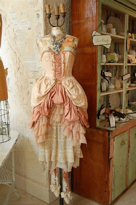 17 Best Images About Rococco Steunk Inspiration On Shabby Chic Boutiques