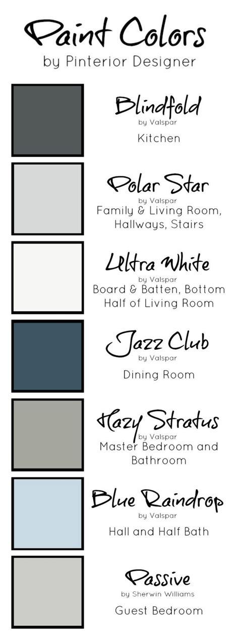 valspar colors best 25 blue color combinations ideas on pinterest blue