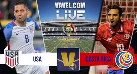 Resultado Brasil Costa Rica Resultado Estados Unidos X Costa Rica Na Copa Am 233 Rica
