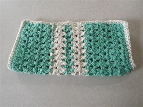 crochet pattern x free crochet dishcloth patterns hubpages