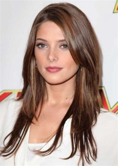 hairstyles for thin straight hair and long face 15 long layers with side bangs hairstyles haircuts