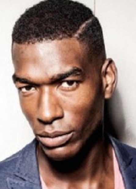 black guy pompador 15 handsome haircuts for black men