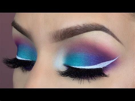 white eyeliner tutorial youtube colorful makeup tutorial l white eyeliner youtube