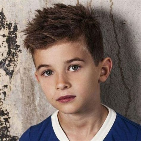 Hairstyles For Boys by 30 Cool Haircuts For Boys 2018 Haircuts Boy Hair And