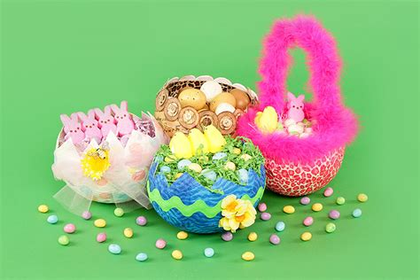 Handcrafted easter egg baskets southern idaho living