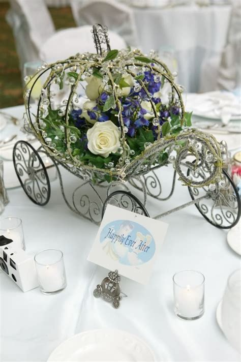 Disney Centerpieces on Pinterest   Disney Princess