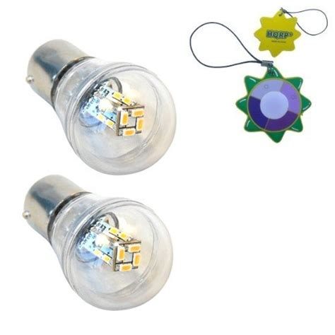 Uv Sensor Tells You To Steer Clear Of The Sun by Hqrp 2 Pack Ba15s Bayonet Base 16 Leds Smd 3014 Led Omni