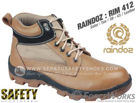 Sepatu Safety Azzura sepatu safety raindoz www sepatusafetyshoes