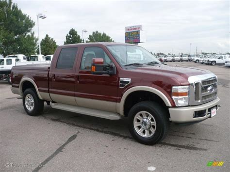 2008 f250 motor 2008 ford f250 duty king ranch