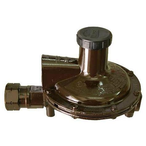 Regulator Single Stage Rego Low Pressure rego lv5503b8 high capacity second stage propane regulator