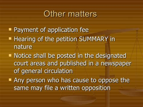 Sle Petition Notarial Commission Philippines salient features of the notarial