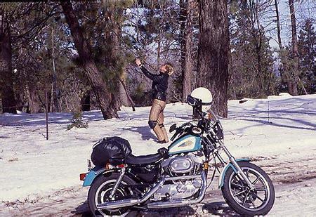 Motorrad Ganzes Jahr Fahren by Motorrad Technik Quot Winterfahren Quot Ein Bericht Von Winni Scheibe