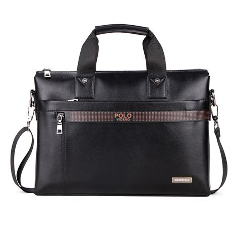 Tas Kerja Pria Brand Everbest Leather Laptop Bag Office New Ori Barry fashion brand pu leather s handbags designer
