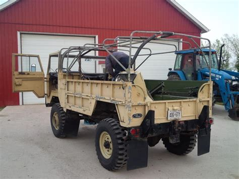 mil spec forward land rover 101 fc one ton