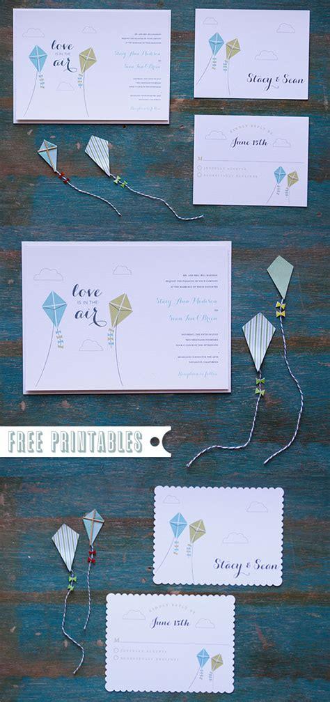 printable kite invitations free printable kite invitations