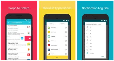 reset android notifications restore notifications you accidentally dismissed with this