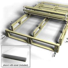 re building a bed foundation box springs and comment