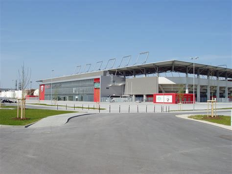 Ingolstadt Audi Sportpark by Images