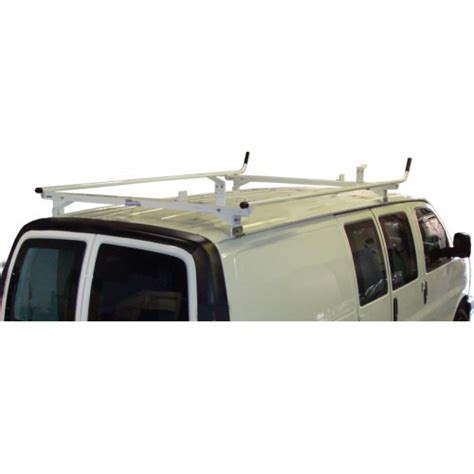 Ladder Rack Aluminum by Aluminum Ladder Rack Gmc Savana Chevy Express Base Model