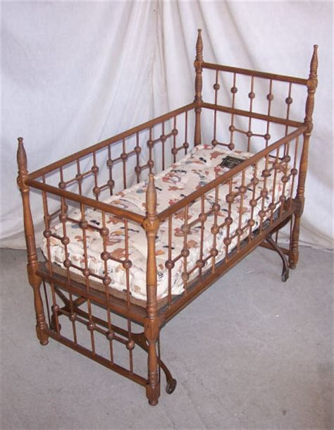 Dolls Cribs And Cradles by Bargain S Antiques 187 Archive Antique