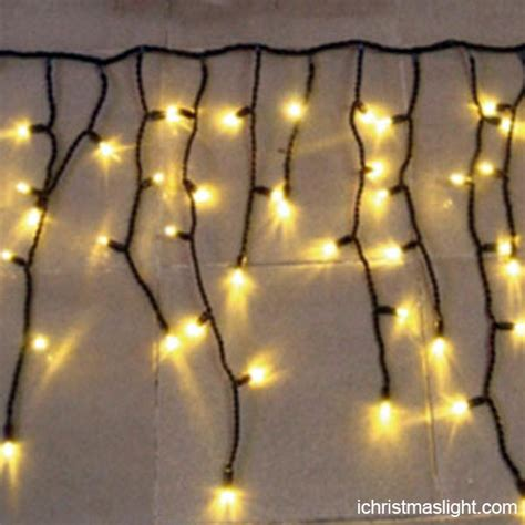 warm white outdoor lights warm white outdoor icicle lights ichristmaslight