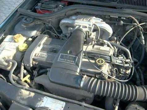 how do cars engines work 2004 ford escort electronic valve timing ford escort 1 6 16v zetec youtube